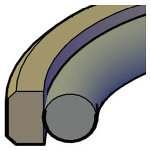 Piston Composite - Chamfered