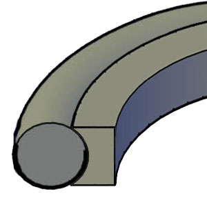 Rod Composite - Cave Seal