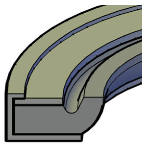 Wiper - Link Pin Dust Seal