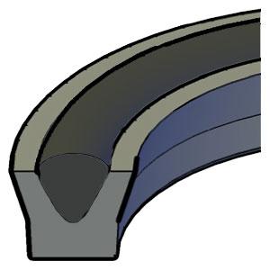 U-Ring - Fabric - Energised