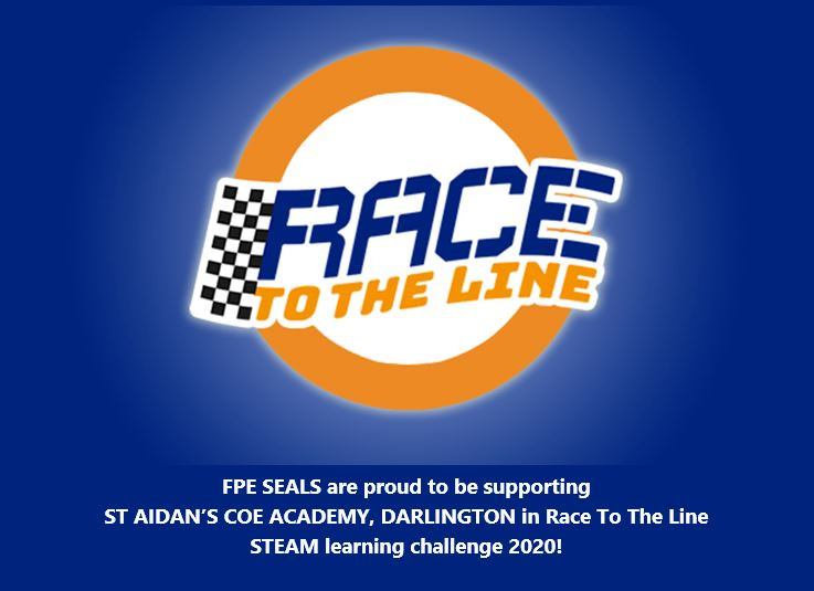 FPE Seals sponsor Race to the Line challenge